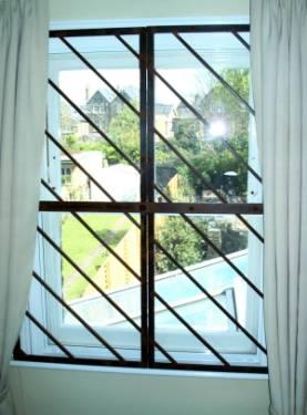 Reja interior ventana