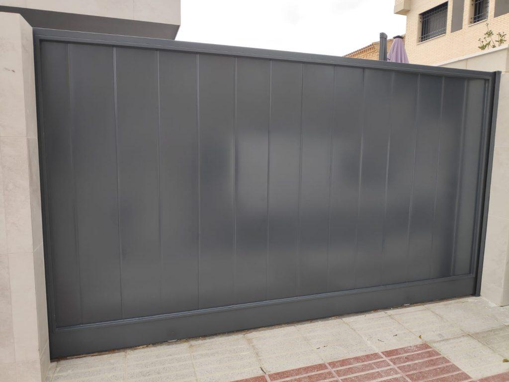 Puerta exterior interior
